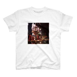 旅するTシャツ26 T-shirts