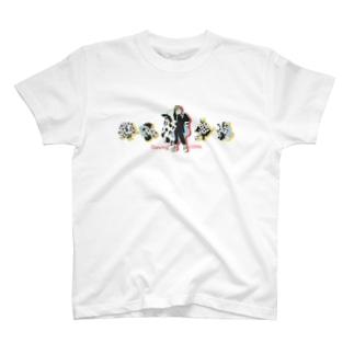 Dancing COWs T-shirts