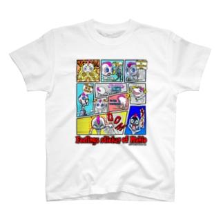 LINEスタンプ「モヒオの気持ち」 T-shirts