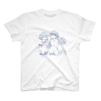 Inter 虫 net T-shirts