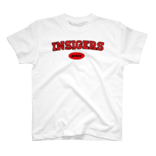 INSIGERS 2001 T-shirts