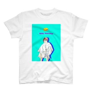 パストラミサンドが好きなのよ T-shirts