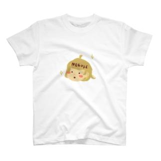 ねぐせちゃん T-shirts