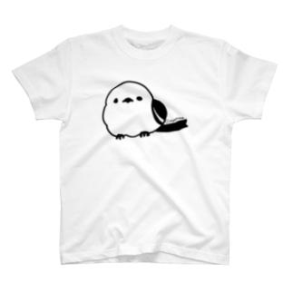 シマエナガ T-shirts