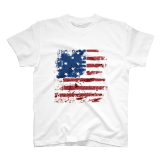 Stars and Stripes T-shirts