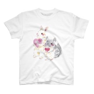 きゅんきゅん T-shirts