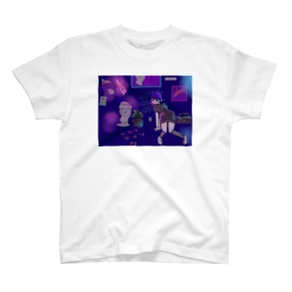 【寄付】BLUE VAPOR/カラー T-shirts