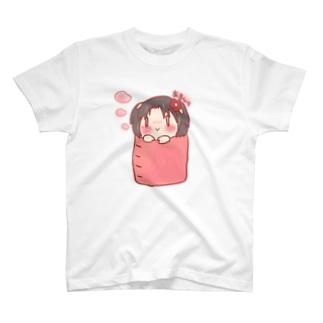 でっかく!あましゅTシャツ T-shirts