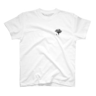 覚悟 T-shirts