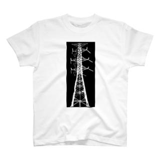 鉄塔No.22 T-shirts
