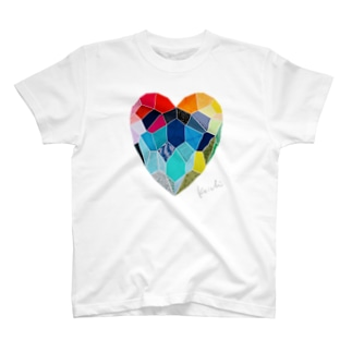 SIBUYA Heart シリーズ T-shirts