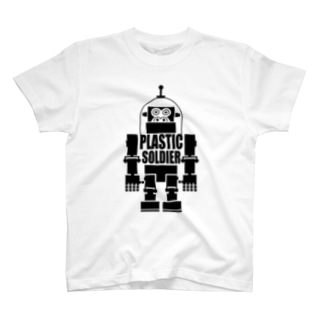 PLASTIC  SOLDIER T-shirts