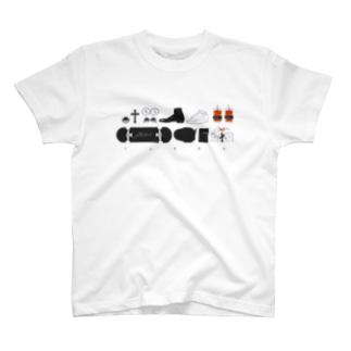 FAVORITE GOODS T-shirts