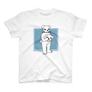 BEAR in BEAR T-shirts