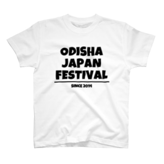 ODISHA JAPAN FESTIVAL T-shirts
