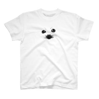 アザラシ T-shirts