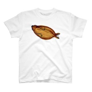 バイカルアザラシ T-shirts