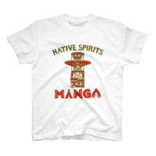 NATIVE MANGA SPRITS あすなろ編 T-shirts