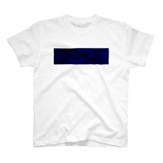 Meisai_Blue T-shirts