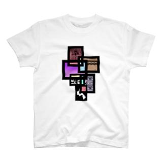 パネル T-shirts