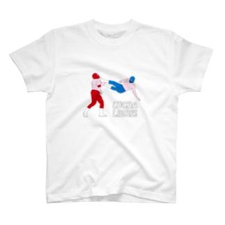 LUCHA LIBRE T-shirts