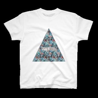 D:O:Mの= SANKAKU = T-shirts