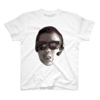HesitationSnowのドット絵無職 T-shirts