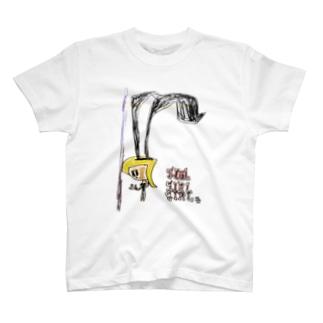 girlgirlgirl(バニーガール) T-shirts