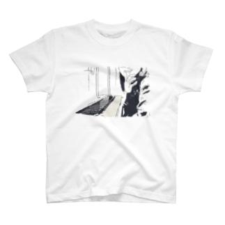 笑う森山 T-shirts