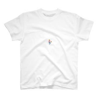 かってきたよポテチ T-shirts