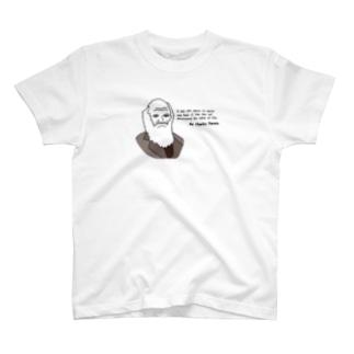 No.7 ダーウィン T-shirts