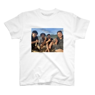 メンバー写真入り T-shirts