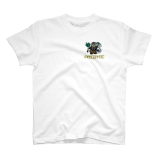 resonanceガイコツ T-shirts