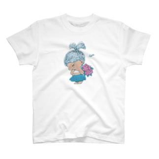 MINI BABANA アロハ T-shirts