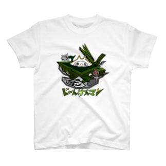 10周年記念グッズ(10)戦車 T-shirts