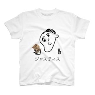 RAF FACEのジャスティス T-shirts