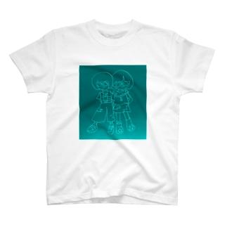 不思議・少女 T-shirts