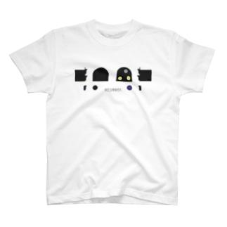 イレシンダーヘッドと識別灯 T-shirts