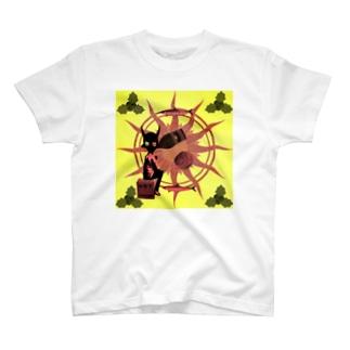 酒吞童子の昼飲み T-shirts