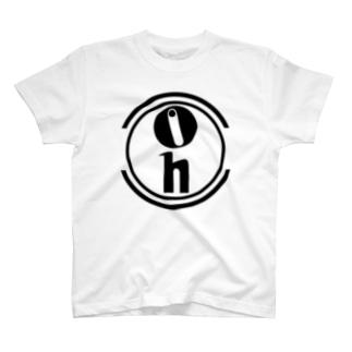 おなほむ(黒) T-shirts