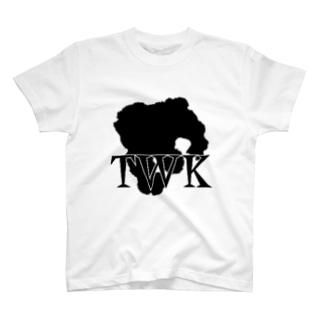 TWK ~林檎の守護神~ T-shirts