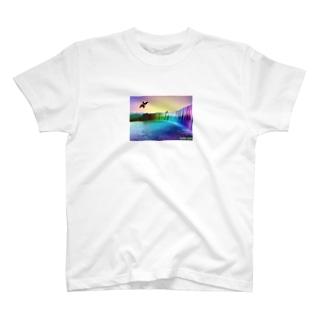 幸運グッズ(成功運) T-shirts