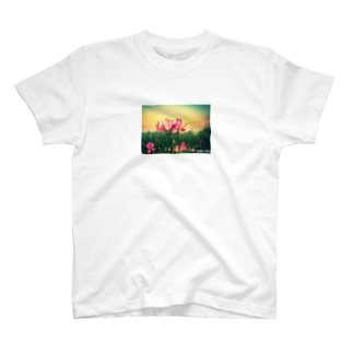 幸運グッズ(健康運) T-shirts
