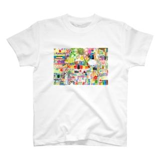 AMUSEMENT PARK T-shirts
