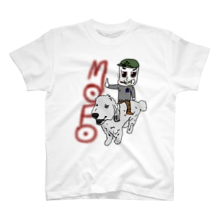 MOFO PAIR T-shirts