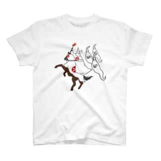 シロクマ商店のKKK T-shirts