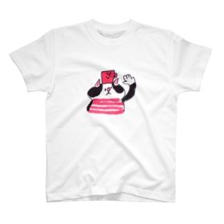 ねことマグカップ T-shirts