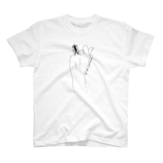 イカリング1 T-shirts