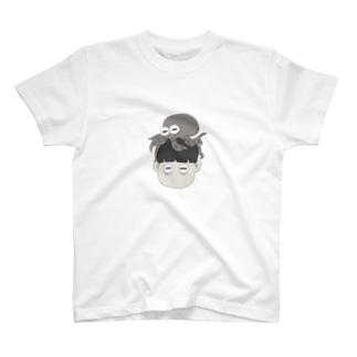 たこぼうず T-shirts