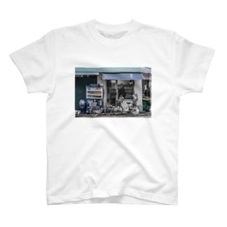 スナップ T-shirts